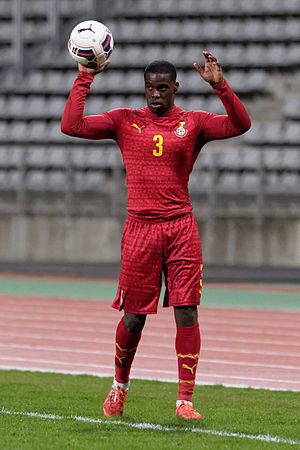 2010–11 Brentford F.C. season - Image: 20150331 Mali vs Ghana 247
