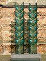 20150410 Vredesmonument Jan Wolkers bij Grote- of Martinikerk Doesburg.jpg