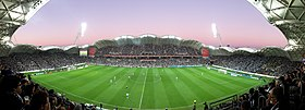2015 A-League Grand Final AAMI Park panorama.jpg