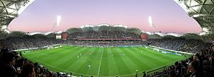 Melbourne Victory FC - 2015 A-League Grand Final at AAMI Park