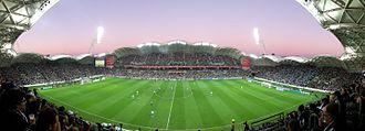 Melbourne Victory FC - 2015 A-League Grand Final at AAMI Park