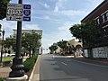 2016-06-26 10 18 18 View north along U.S. Route 11 (Main Street) at U.S. Route 33 (Market Street) in Harrisonburg, Virginia.jpg