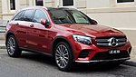 2016-2018 Mercedes-Benz GLC 250 (X 253) 4MATIC wagon (2018-10-01) 01.jpg
