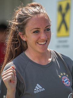 Lisa Evans Scottish footballer