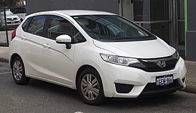 2016 Honda Jazz (GK5 MY16) VTi Hatchback (2018 09 17)