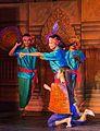 2016 Phnom Penh, Tradycyjny Kambodżański Pokaz Tańca (052).jpg