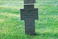 2017-09-28 GuentherZ Wien11 Zentralfriedhof Gruppe97 Soldatenfriedhof Wien (Zweiter Weltkrieg) (062).jpg