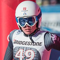 2017 Audi FIS Ski Weltcup Garmisch-Partenkirchen Damen - Nicol Delago - by 2eight - 8SC0561.jpg