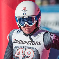 2017 Audi FIS Ski Weltcup Garmisch-Partenkirchen Damen - Nicol Delago - by 2eight - 8SC0561.jpg