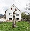 2017 Figura św. Jana Nepomucena w Wojborzu 1.jpg