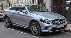 2018 Mercedes-Benz GLC 250d 4MATIC AMG Line Pre Plus 2.1 Front.jpg