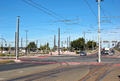 2019-09-21 Umbau Bahnhof Cottbus (Stadtring intersection, looking north).png