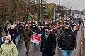 2020 Belarusian protests, Zavodski district of Minsk, 22 November p7.jpg