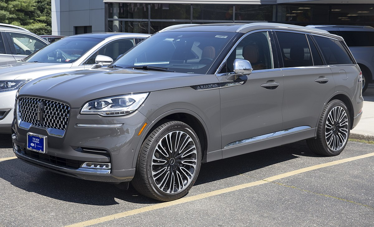 Lincoln Aviator Wikipedia