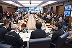 Meeting of the Italian government task force to face the coronavirus outbreak, 23 February 2020