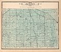 20th century atlas of Clinton County, Indiana - containing maps of villages, cities and townships of the county, of the state, United States and world, farmers directory, business directory and LOC 2007626767-13.jpg