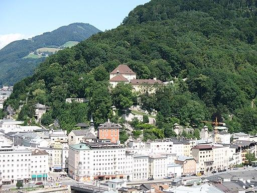 2180 - Salzburg - Kapuzinerkloster