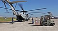 22nd Marine Expeditionary Unit, deliver ready-to-eat rations with a CH-53E Super Stallion DVIDS242939.jpg