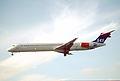 235be - Scandinavian Airlines MD-81, OY-KHR@LHR,15.05.2003 - Flickr - Aero Icarus.jpg