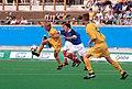241000 - Football David Barber action - 3b - Sydney 2000 match photo.jpg