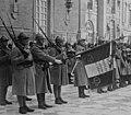 26-1-28, le drapeau du 1er régiment du génie à Versailles (cropped).jpg
