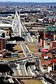 26th floor view; Boston's North End.jpg