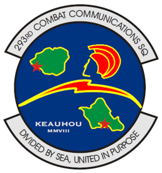 293rd Combat Communications Squadron - 293rd Combat Communications Squadron logo