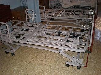 Bed frame - Hospital bed frames