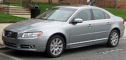 Volvo S80 II i College Park, Maryland.