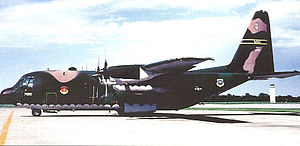 317th Operations Group - 317th C-130E Hercules