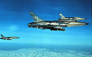 41st Air Division - Image: 34th Tactical Fighter Squadron Republic F 105D 10 RE Thunderchief 60 0518