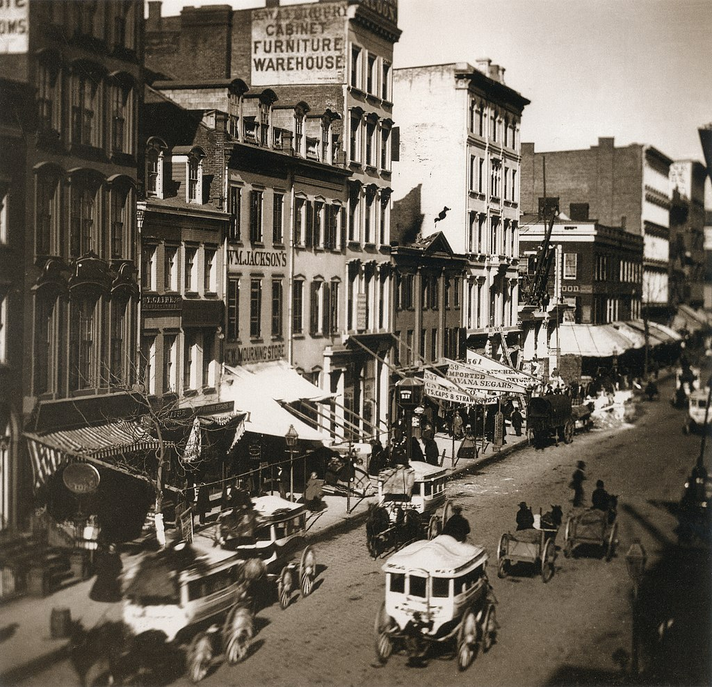 40 William England - Shops on Broadway, New York