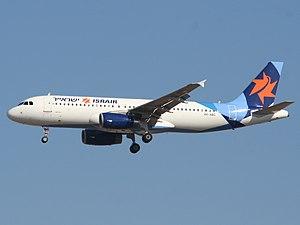 Israir Airlines - Israir A320-200