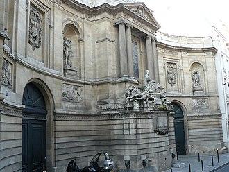 Fontaine des Quatre-Saisons - The Fontaine des Quatre-Saisons