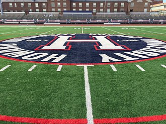 William H. Greene Stadium - The Athletic Turf at Howard University.