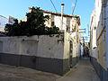 546 Carrer d'en Fortó, al barri de Remolins (Tortosa), a l'esquerra el carreró homònim.JPG