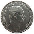 5 Mark Sachsen Friedrich August.jpg