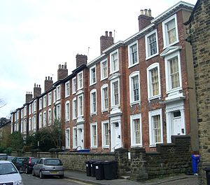 Listed buildings in Sheffield S10 - Image: 6 20 Ashgate Road, Sheffield