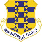 61 Medical Gp emblem.png