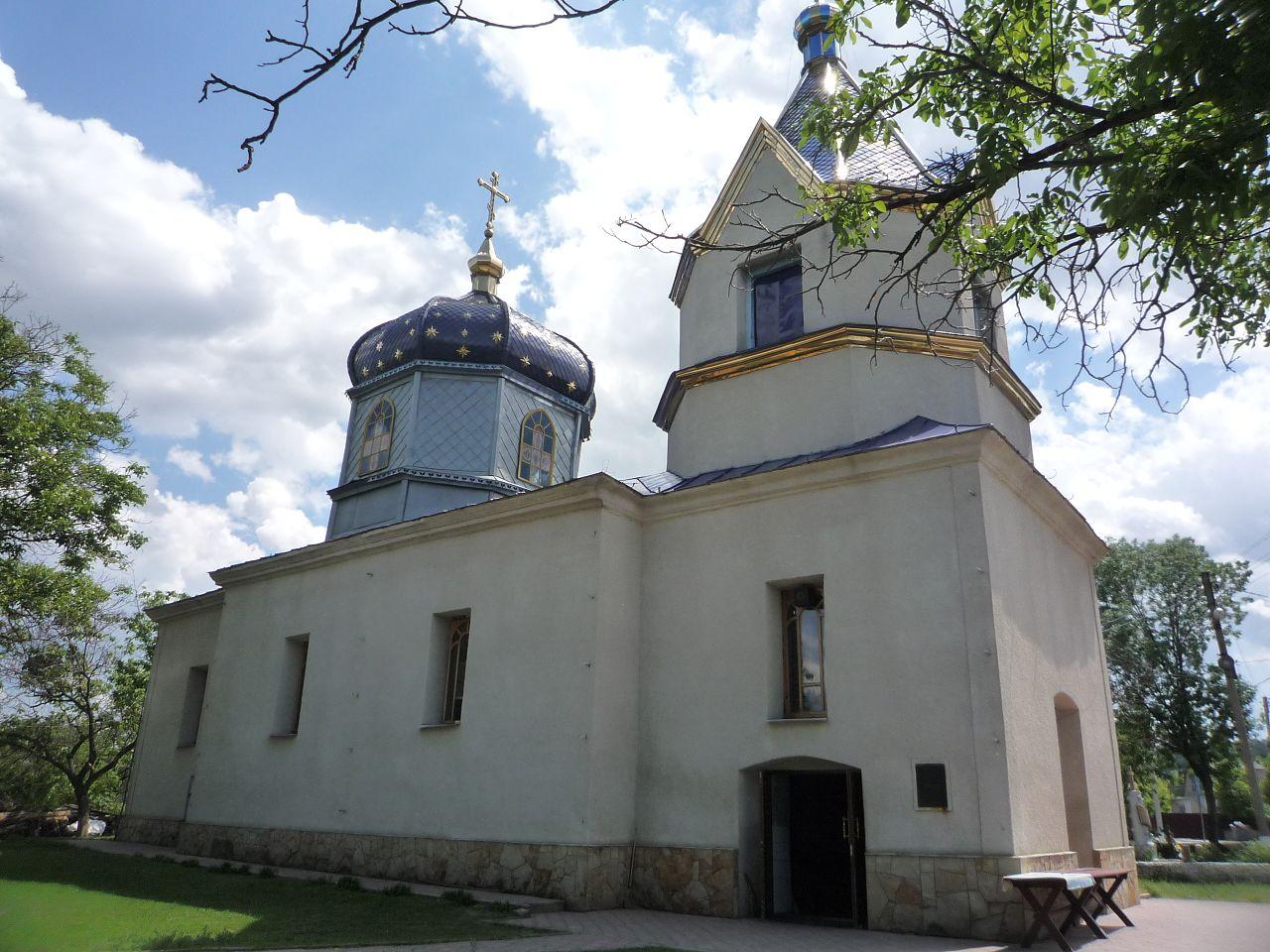 Николаевская церковь (1770 год)