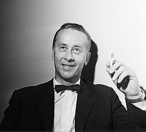 Vidar Sandbeck - Vidar Sandbeck in 1964