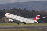HB-JHF - A333 - Swiss
