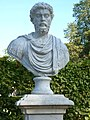 6e Marc Aurel - Marcus Aurelius Mohrenrondell Sanssouci Steffen Heilfort.JPG