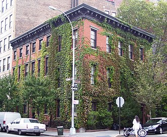 Greenwich Street - 753-57 Greenwich Street at West 11th Street