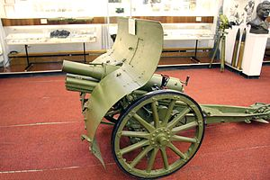 76 mm mountain gun M1909 - Russian Model 1909 mountain gun