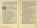 1522 copy of Martin Luter's 95 Theses
