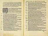 1522 copy of the 95 Theses