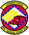 96 Aerial Port Sq emblem.png