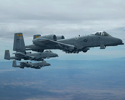 A-10 formation