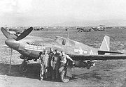"A-36 ""Apache"" of the 27th Fighter Bomber Group"